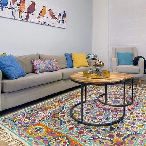 Colorful livingroom in Modi'in._🌈🌈🌈_L