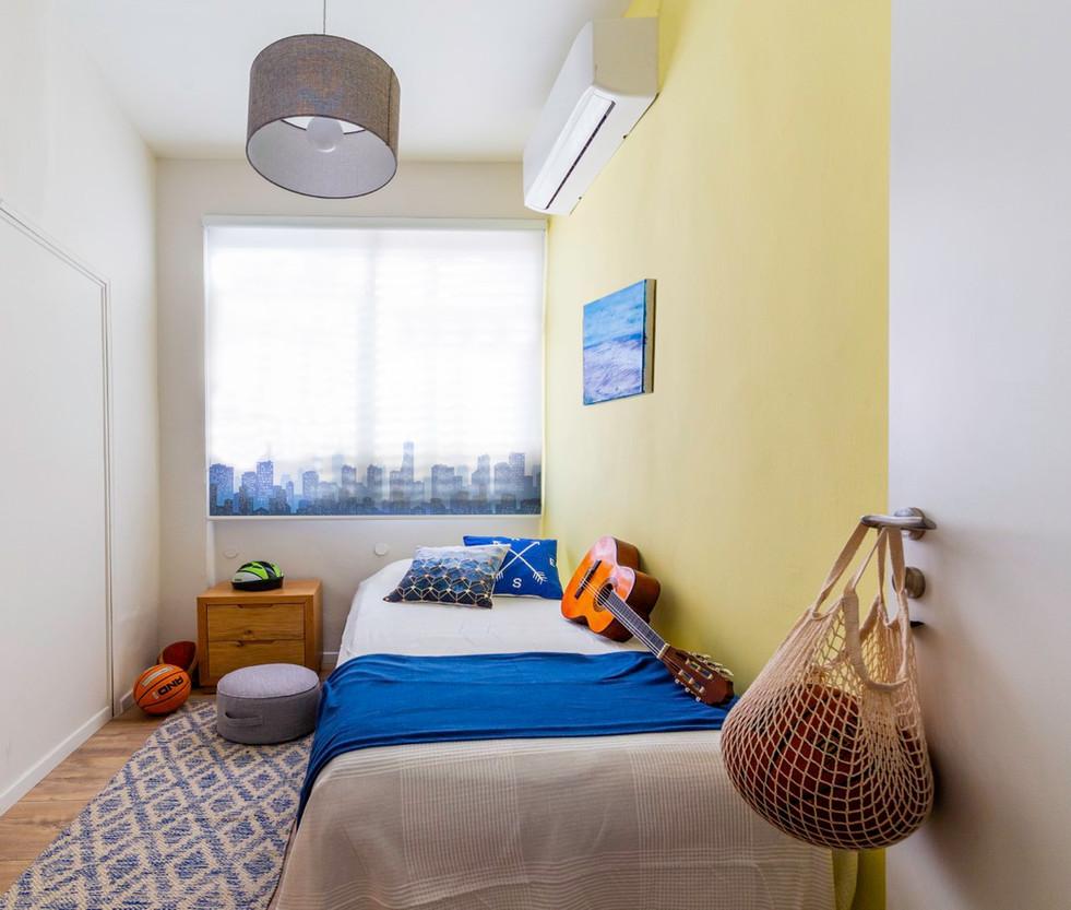 חדר ילד בעיצוב הדס פילובסקי-רון