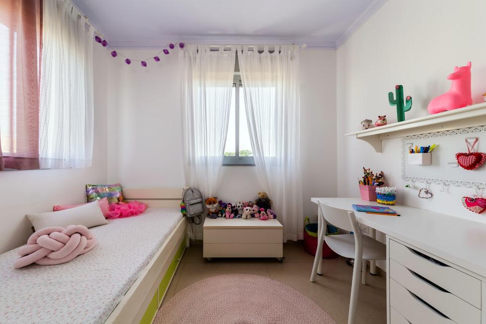 חדר ילדים בעיצוב הדס פילובסקי-רון