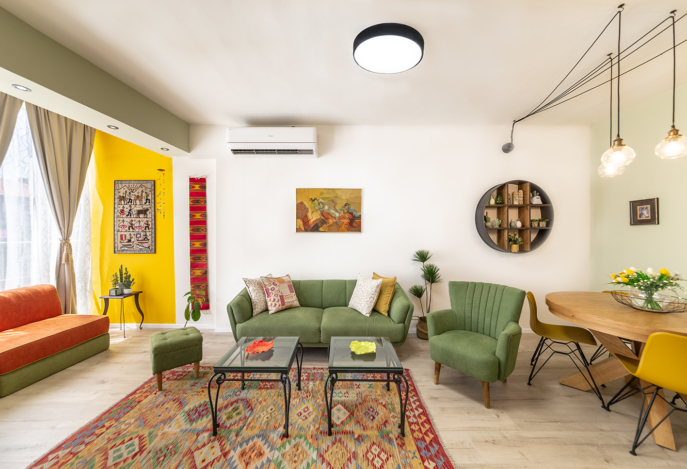 דירה בגבעתיים בעיצוב הדס פילובסקי-רון