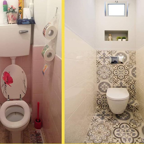 Before & after.__#decoration _#interiors