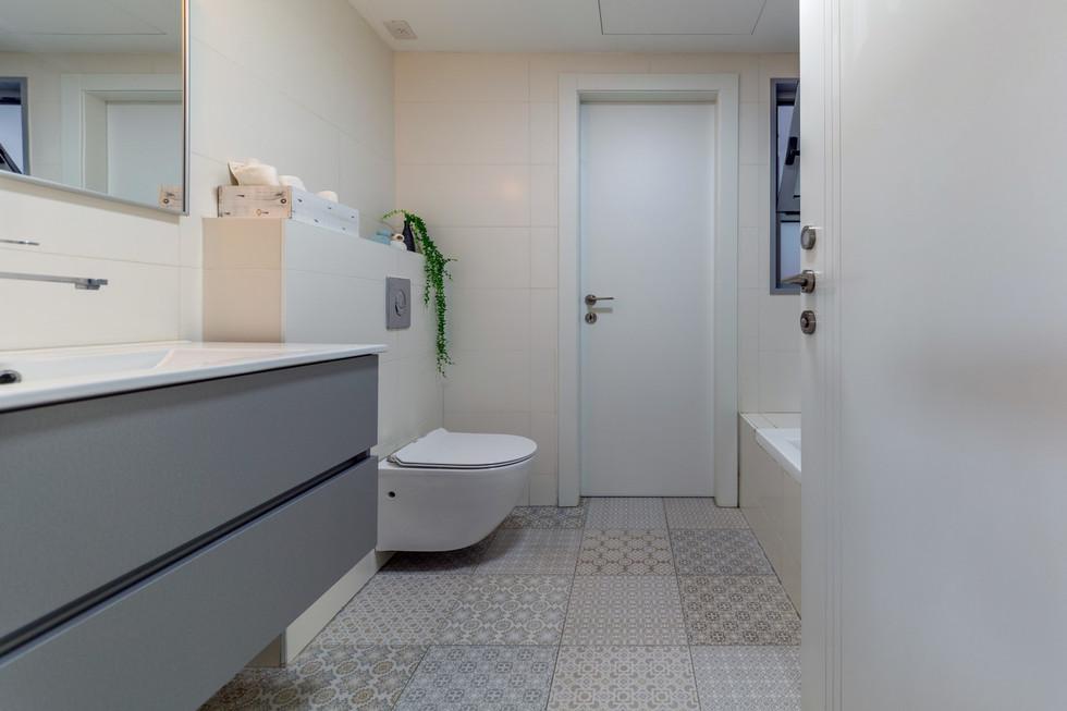 אמבטיה בעיצוב הדס פילובסקי-רון