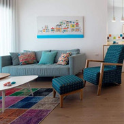 An informal Living room._Designed elegan