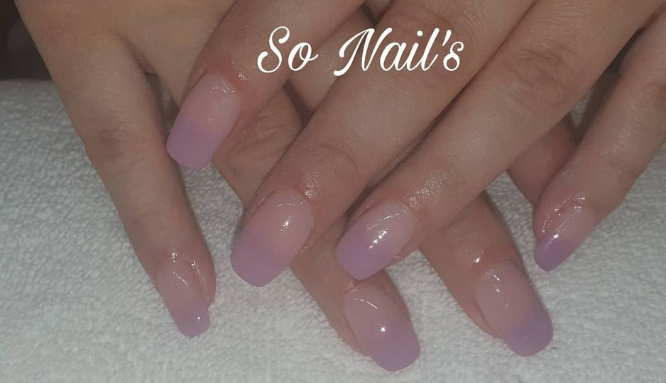 Extensions gel Baby Boomer