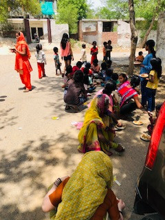 Food First - Fighting Hunger 7, 14, 21 & 28 May 2019