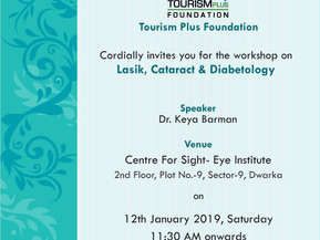 Health Talk - Cataract LASIK & Diabetology