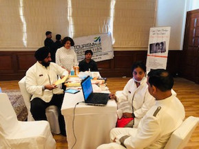 Eyes & Dental Check-up Camp - Imperial Hotel