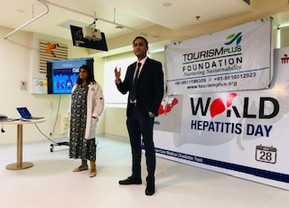 Health Talk - World Hepatitis Day