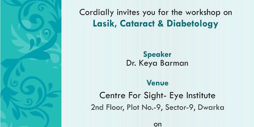 Health Talk on Eyes Care