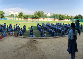 Self-Defence Training at MRV School