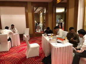 Health Check Camp at Le Meridien, Gurgaon
