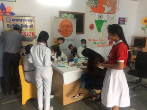 Dental & Eyes Check Up Camp: Nayug School