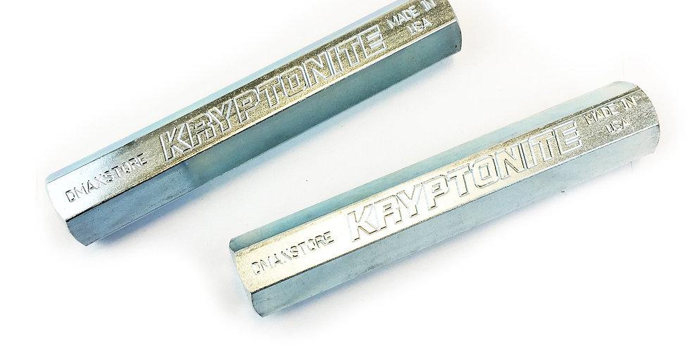 KRYPTONITE Zinc Plated Tie Rod Sleeves 1999-2006
