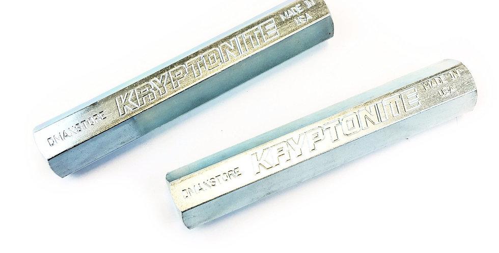 KRYPTONITE SOLID STEEL TIE ROD SLEEVES ZINC PLATED 2007.5-2013