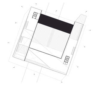 Office and Retail Floor Plan