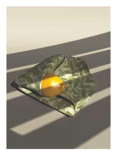 Lemon Rendering 1