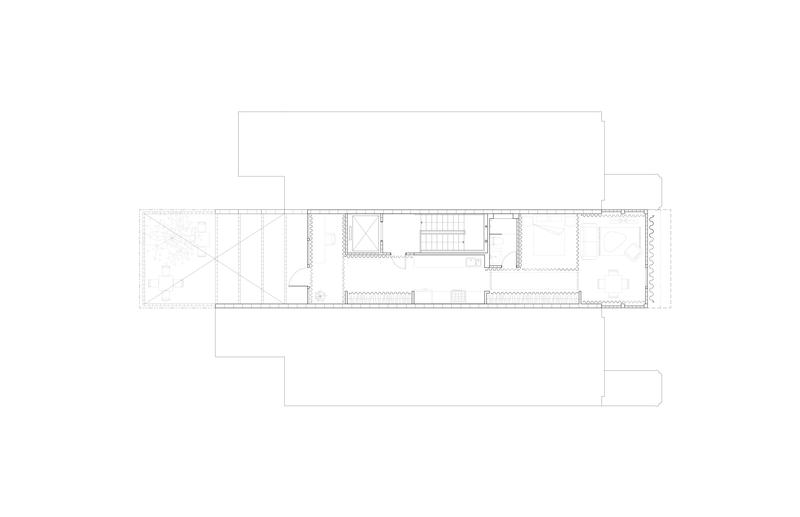 Fifth Floor Plan
