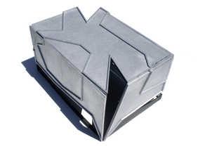 Developed Surface Model
