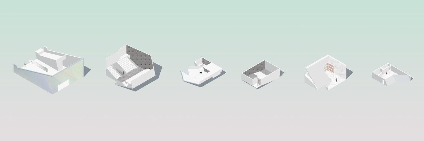 Axonometric Chunks