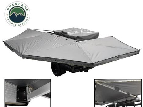 Overland Vehicle Systems Awning - Roof Rack Kit