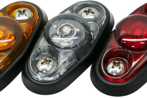 Heavy Duty Oval Marker Lamp