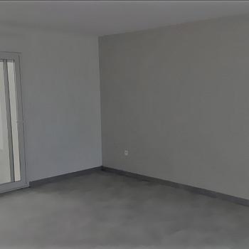 Mur, plafond et sol après travaux