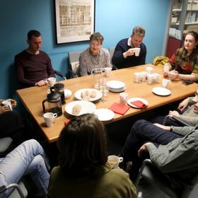 CoDI Text composers with Kaite O'Reilly & Joseph Davies