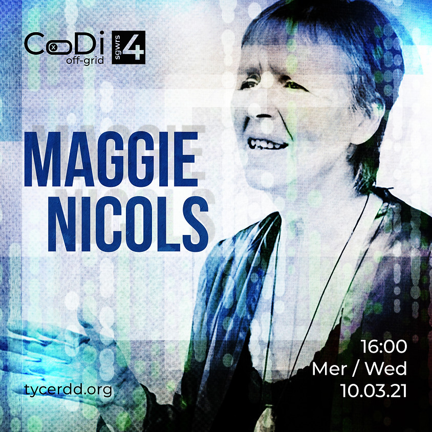 CoDI Off-Grid: Maggie Nicols