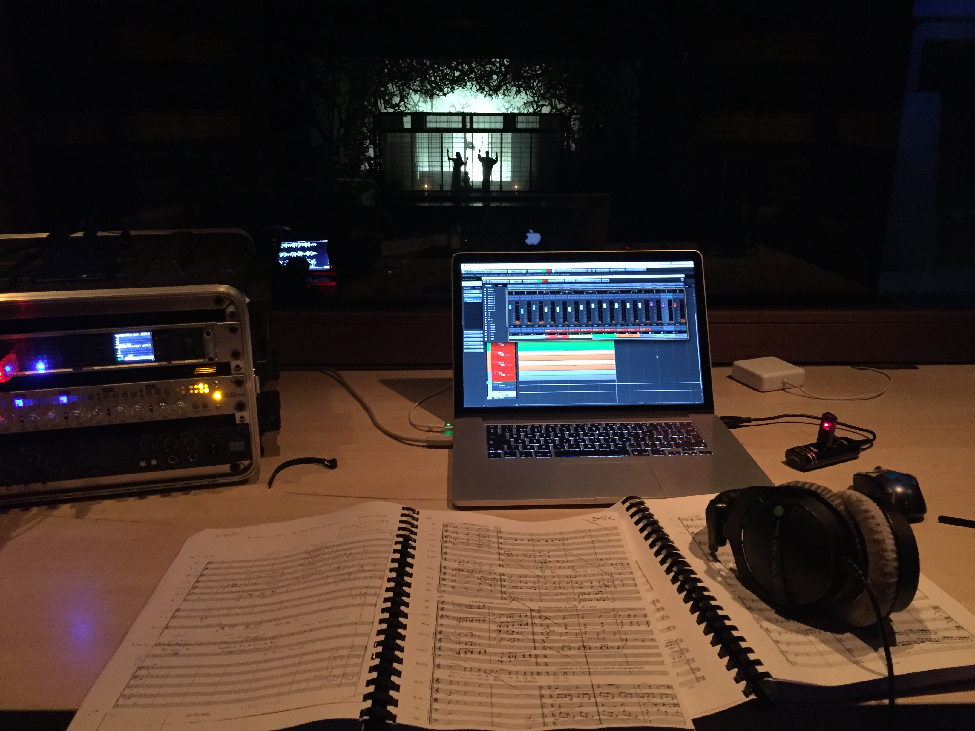 Opera recording