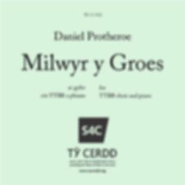 Daniel Protheroe - Milwr y Groes