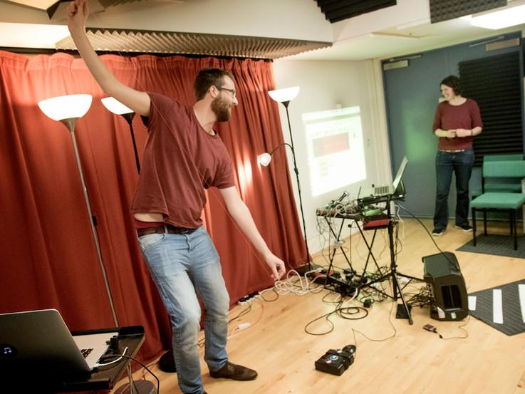 ELECTRONIC workshop