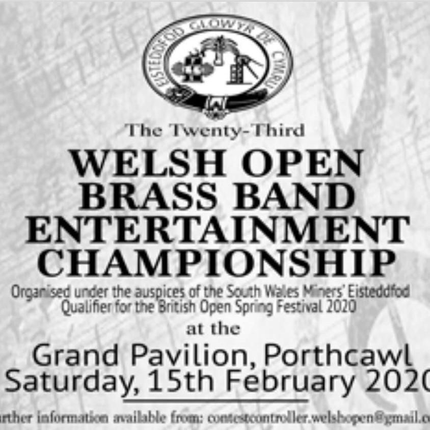Welsh Open Brass Band Entertainment Championship
