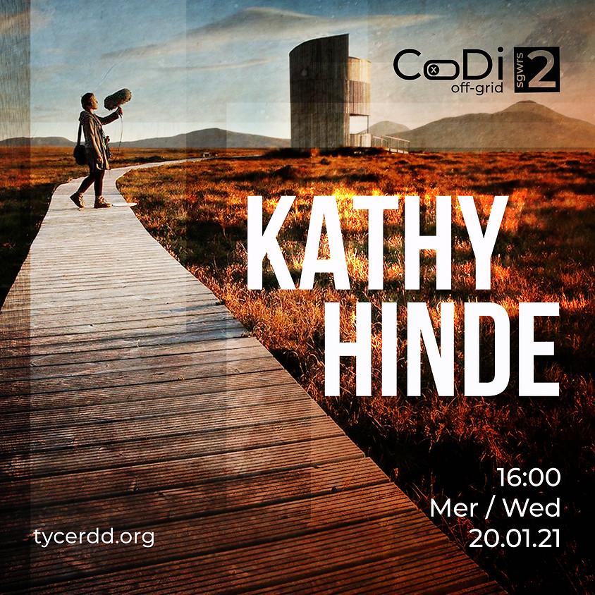 CoDI Off-Grid: Kathy Hinde