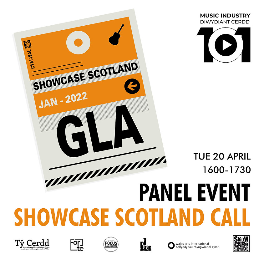 Music Industry 101 - Showcase Scotland call