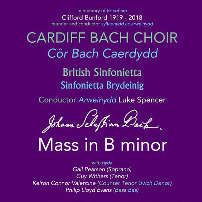 Bach - Offeren yn B lleiaf