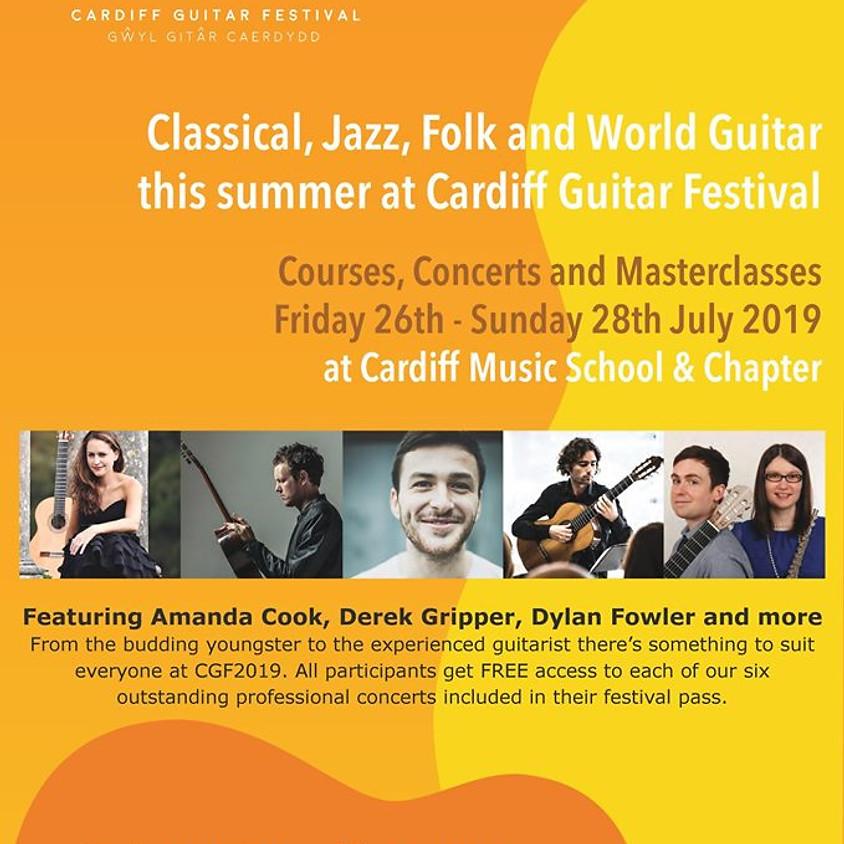 Cardiff Guitar Festival / Gŵyl Gitâr Caerdydd