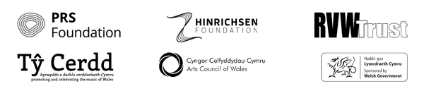 TC, PRSF, RVW, Hinrichsen, ACW & WG logo