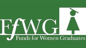 FUNDING: Funds for Women Graduates (ongoing)