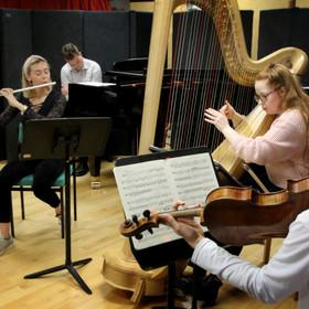 RWCMD musicians