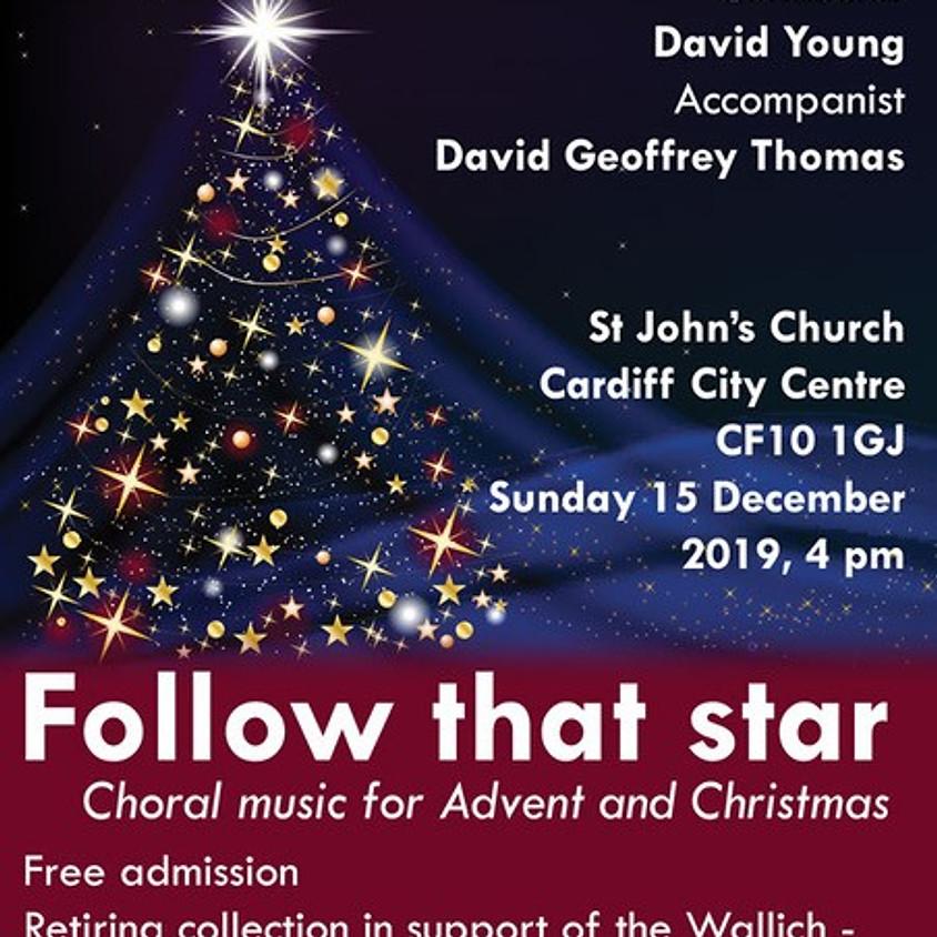 Follow that star - Dilynwch y seren 'na