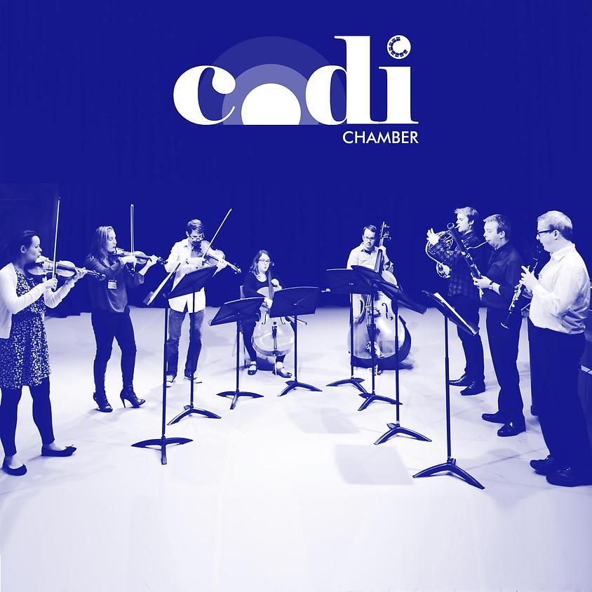 CoDI CHAMBER concert