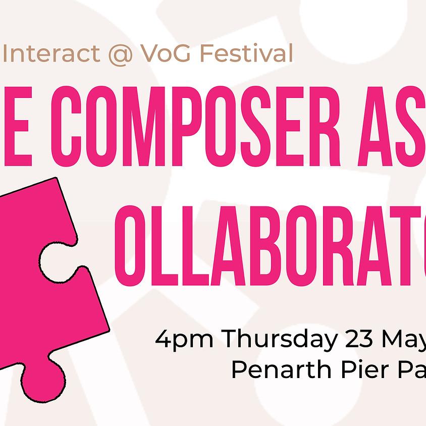 CoDI Interact - The composer as collaborator