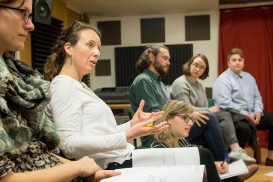 Lynne Plowman, lead composer