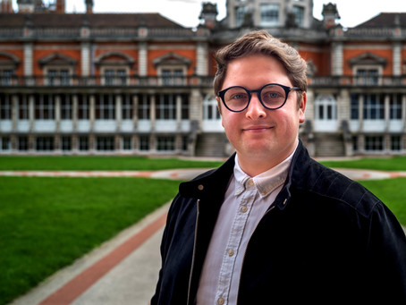 Dearden named as Royal Holloway Choir's first Composer in Residence