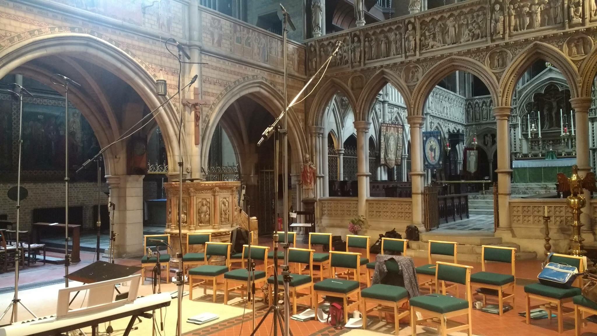 location recording (choir)