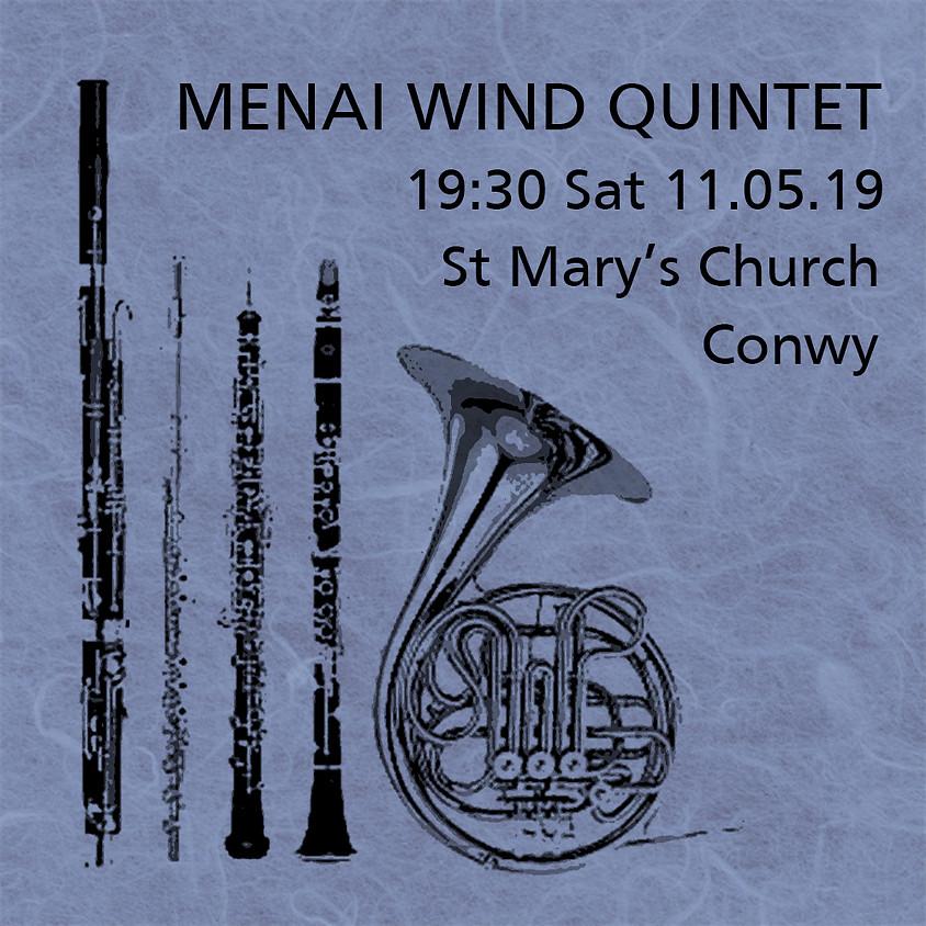 Colin Tommis - Wind Quintet (premiere)
