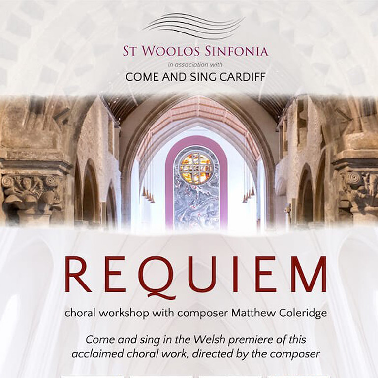 Come-and-Sing with St Woolos Sinfonia