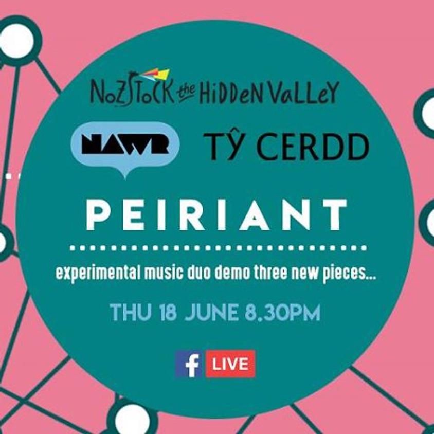 P E I R I A N T Live Stream Concert