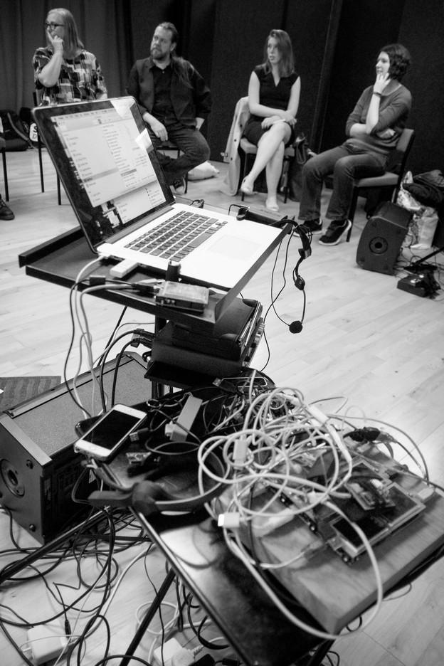 CoDI ELECTRONIC workshop