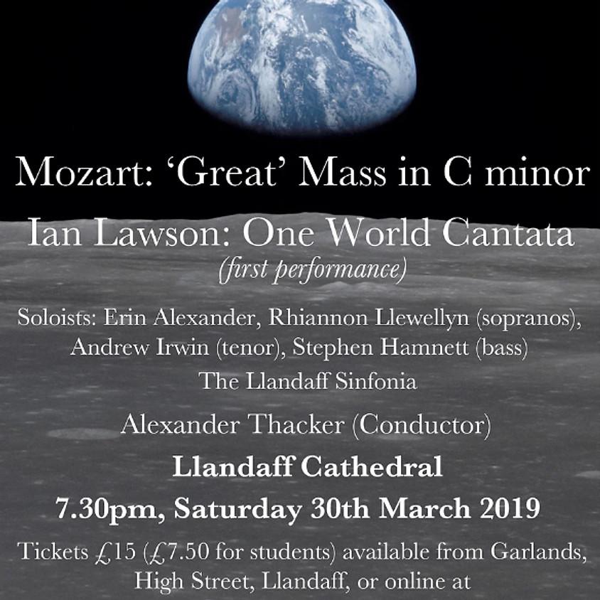 Ian Lawson - One World Cantata